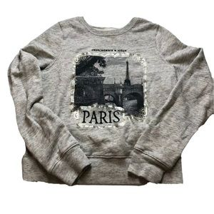 Abercrombie And Fitch Womens Paris Sweater